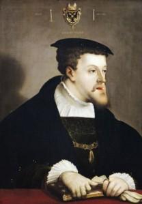 Christoph Amberger's portrait of the Emperor Charles V