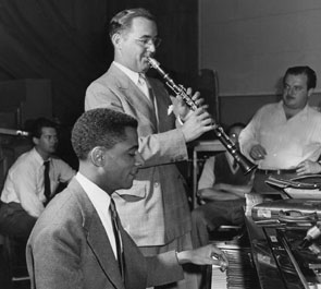 Benny Goodman and Teddy Wilson 1938
