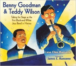 Jacket Benny Goodman & Teddy Wilson Holiday House