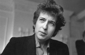 Bob Dylan in April 1965