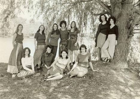 11/12 original members of the Boston Women's Health Book Collective