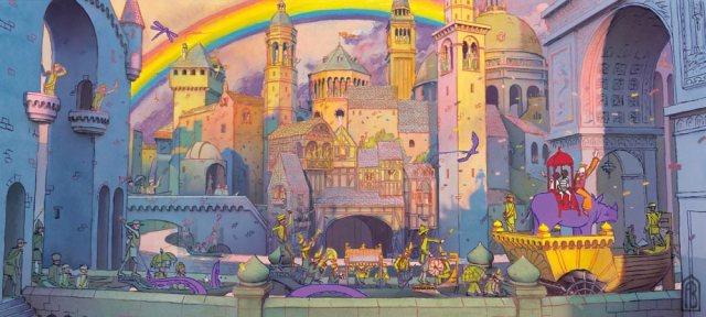 Image result for quest rainbow aaron becker