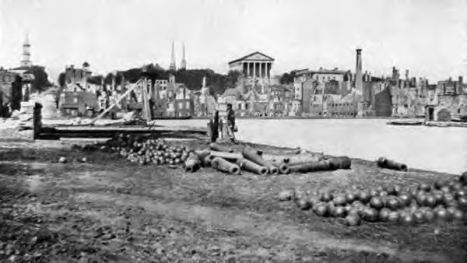 Vicksburg after the surrender