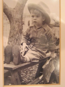 Portrait of the Reviewer as a Young Cowboy Western Fan