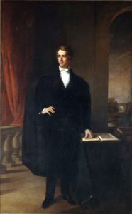 Gubernatorial portrait of William H. Seward In office from January 1, 1839 to December 31, 1842