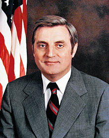Walter Mondale, 42nd Vice President of the United States