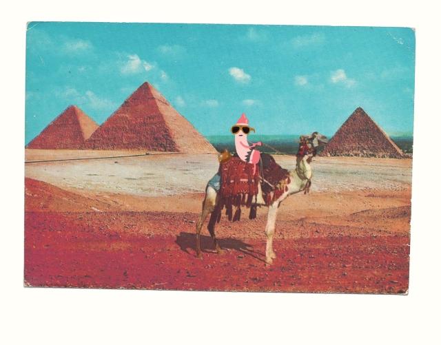 Crayons-Desert