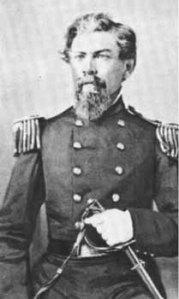Confederate General William Hardee