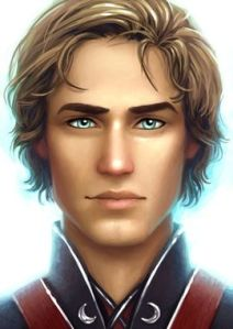 Jacin Clay as depicted on the Lunar Chronicles wikia site http://lunarchronicles.wikia.com/wiki/Jacin