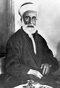 Sharif Hussein in December 1916