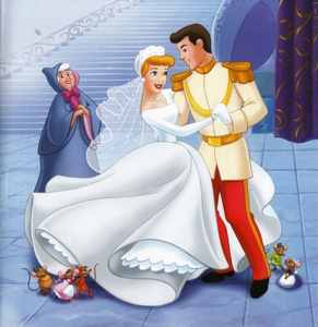 Cinderella:  Fulfillment through marriage