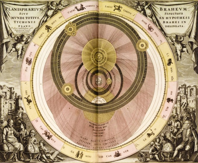 Tycho Brahe's View of the Universe