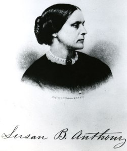 Susan B. Anthony (1820 - 1906)