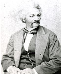 Frederick Douglass (1818 - 1895)