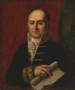 John Quincy Adams as a diplomat
