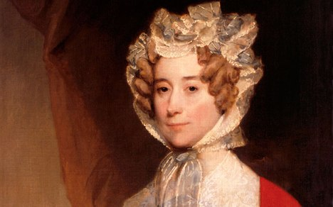 Louisa Adams as First Lady