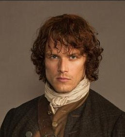 """The """"real"""" Jamie Fraser - as played by Sam Heughan"""