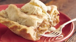 """Sugar-Kissed Apple Pie"" via www.bettycrocker.com"