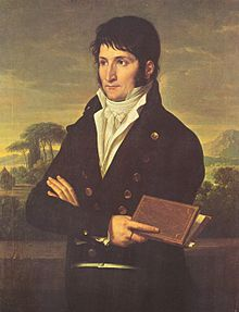 Portrait of Lucien Bonaparte