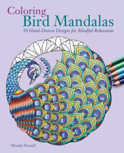 Review Of Three New Adult Coloring Books Bird Mandalas