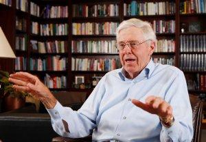 Charles Koch in 2012
