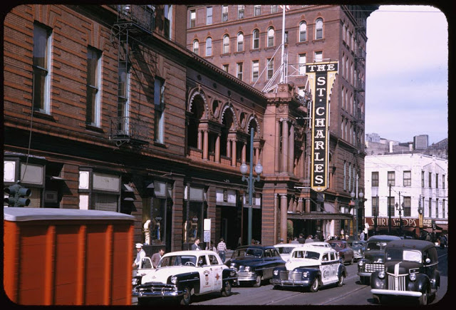 New Orleans during the 1950s