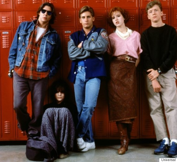 "From the movie ""The Breakfast Club"""