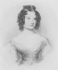 Ada, aged seventeen, 1832
