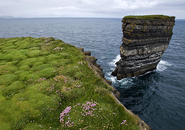 County Mayo, Ireland. (Photograph by Michel Gunther, Corbis)