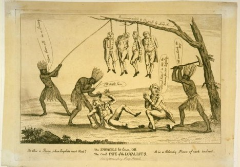 Lynching of Loyalists
