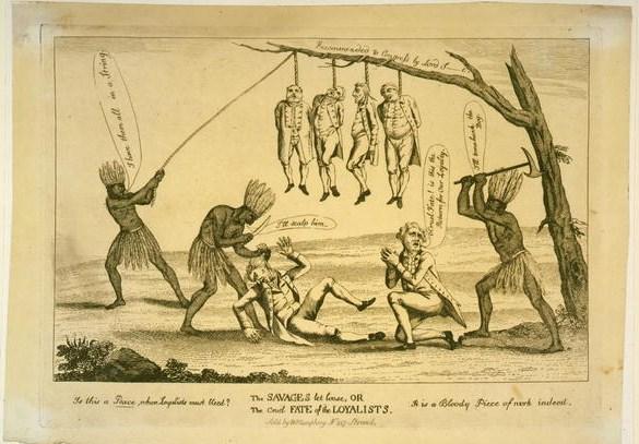 Lynching of Loyalists