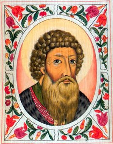 Ivan I - Grand Duke of Moscow from 1325 to 1340 or 1341