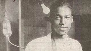 Vivien Thomas in the lab