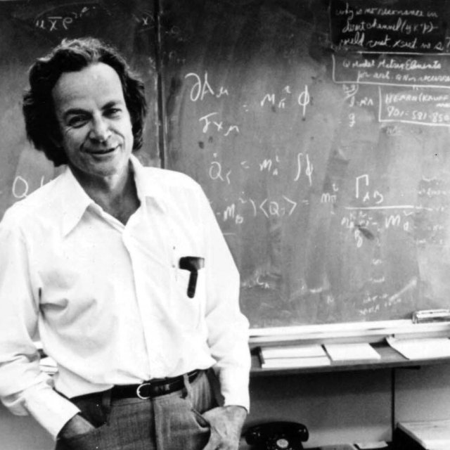 For Valentine's Day – Richard Feynman's Tribute to A Love