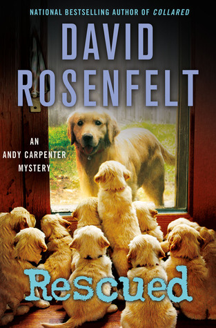 "Review of ""Rescued: An Andy Carpenter Mystery"" by David"